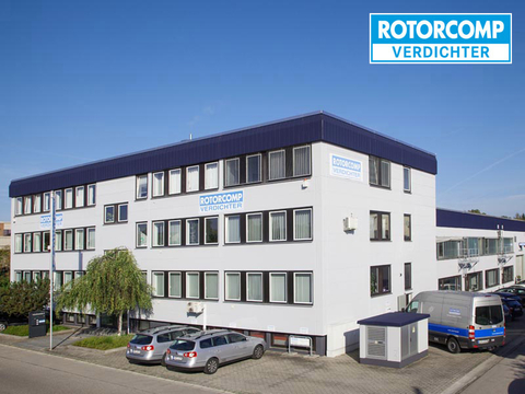 Здание ROTORCOMP VERDICHTER GmbH